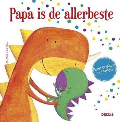Papa is de allerbeste Boek vaderdag