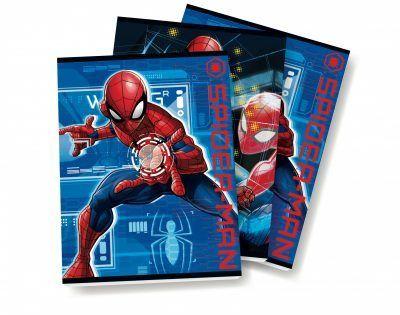 Spiderman Schriften – A5 – Set van 3 stuks Schriften