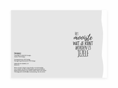 SUS Design Oppasboek – Roze Creche & oppasboek