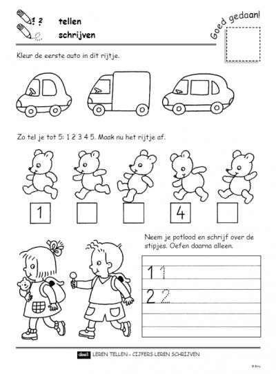 Speel- en oefenboek met beloningsstickers (5-6 j.) – Speelse Schrijfoefeningen Cadeauboeken voor kinderen