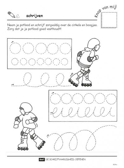 Speel- en oefenboek met beloningsstickers (6-7 j.) – Ik leer goed lezen en schrijven Cadeauboeken voor kinderen