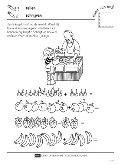 Speel- en oefenboek met beloningsstickers (6-7 j.) – Ik leer goed rekenen Cadeauboeken voor kinderen