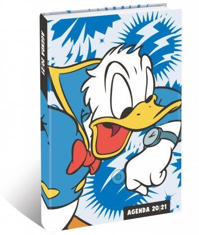 Donald Duck Schoolagenda 2021/2022 Schoolagenda