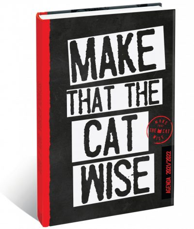 Make That The Cat Wise Schoolagenda 2021/2022 Schoolagenda