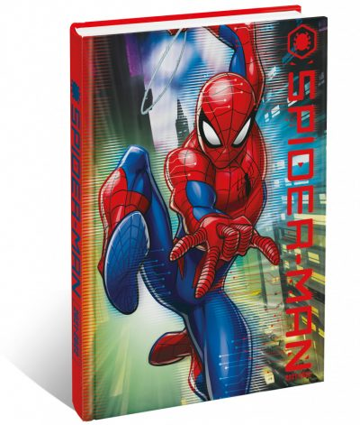 Spiderman Schoolagenda 2021/2022 Schoolagenda