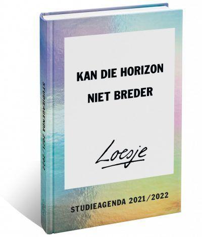 Loesje Studieagenda 2021/2022 Schoolagenda