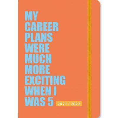16 maanden agenda 2021-2022 – A5 – Oranje Schoolagenda