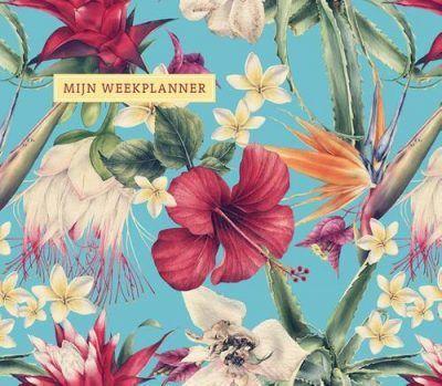 PaperStore Mijn weekplanner – Exotic Deskplanners
