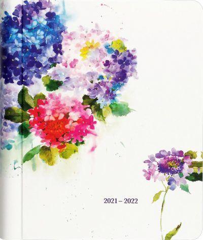 Peter Pauper 18 maanden familie agenda 2021-2022 – Hydrangeas Familie agenda
