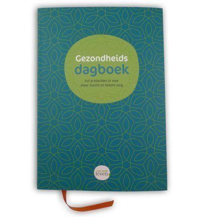 Zezz Gezondheidsdagboek Persoonlijk dagboek