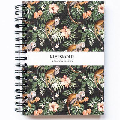 Leukigheidjes Kletskous uitsprakenboekje – Jungle Uitsprakenboekje