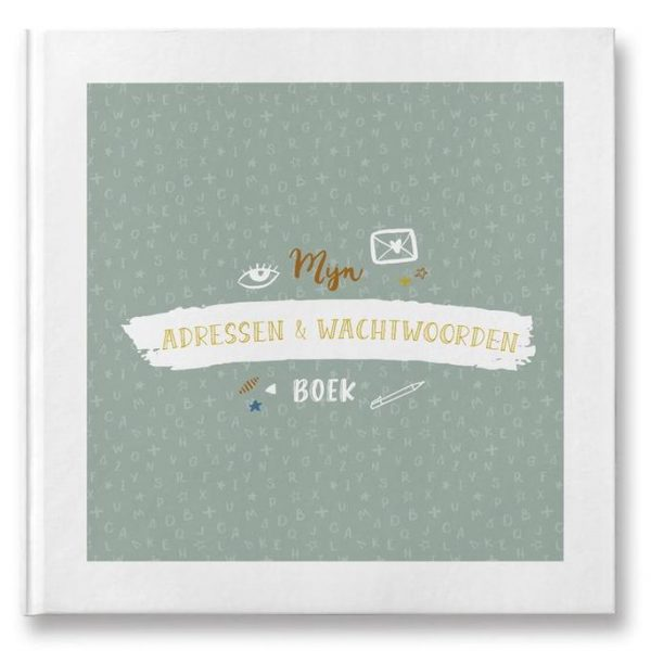 Maan Amsterdam Mijn adressen & wachtwoordenboek Adresboek