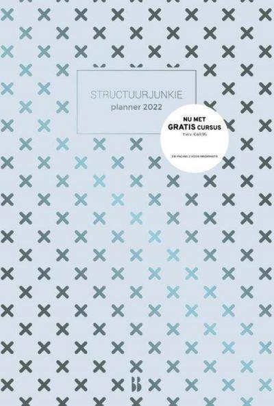Structuurjunkie Planner 2022 – A4 Boeken met gratis verzending