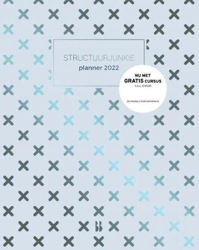 Structuurjunkie Planner 2022 – (klein) Boeken met gratis verzending