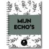Studio Ins & Outs – Echoboekje – Botanical Groen Echoboekje