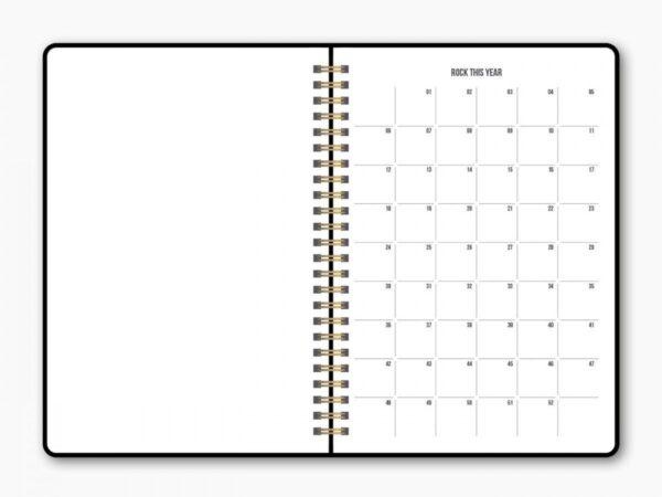 Studio Stationery School Planner – Just Start Dagplanner