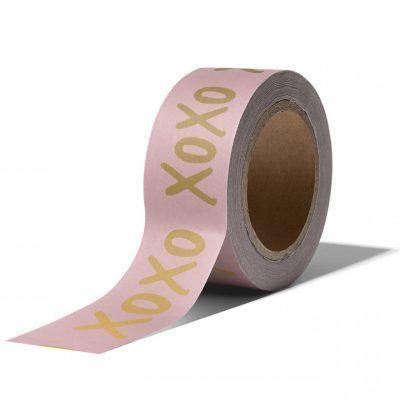 Studio Stationery Washi tape – XOXO Masking tape