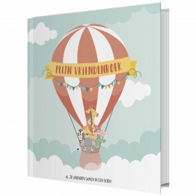 Tante Kaartje – Mijn vriendenboek Vriendenboekje
