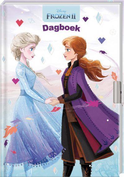 Frozen 2 – Dagboek met slotje Dagboek