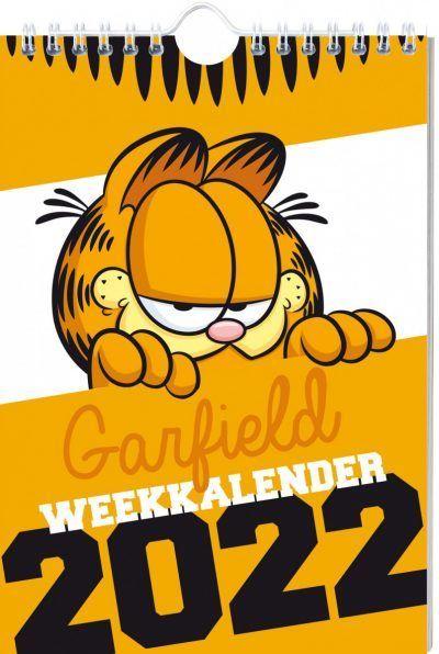 Garfield Weekkalender 2022 Jaarkalender