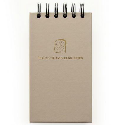 HOP Broodtrommelbriefjes Broodtrommel briefjes