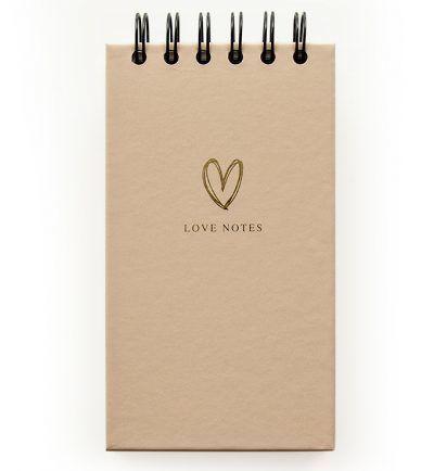 HOP Love Notes Broodtrommel briefjes