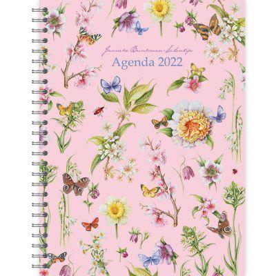 Janneke Brinkman Bureau-agenda 2022 – Bloesem Bureau agenda