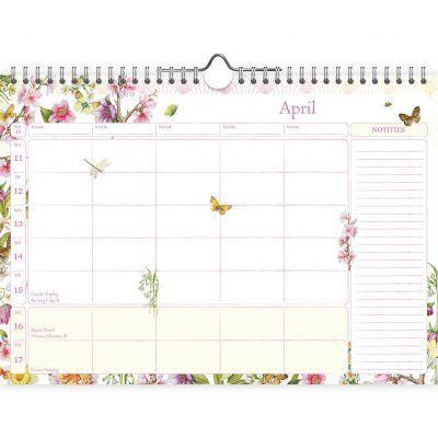Janneke Brinkman Familie weekplanner A4 2022 Familie kalender