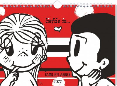 Liefde Is Familieplanner 2022 Familie kalender