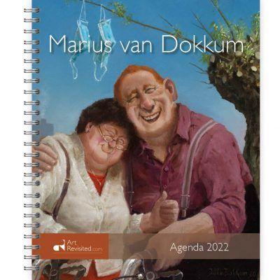 Marius van Dokkum Bureau-agenda 2022 Bureau agenda