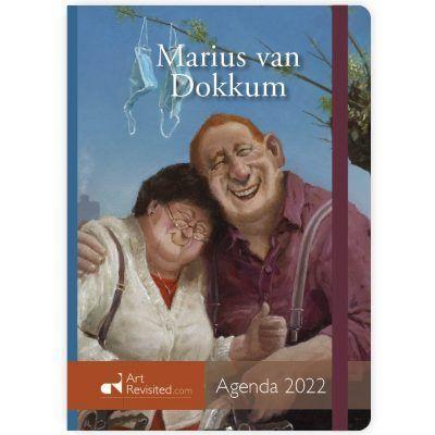 Marius van Dokkum Weekagenda 2022 Bureau agenda