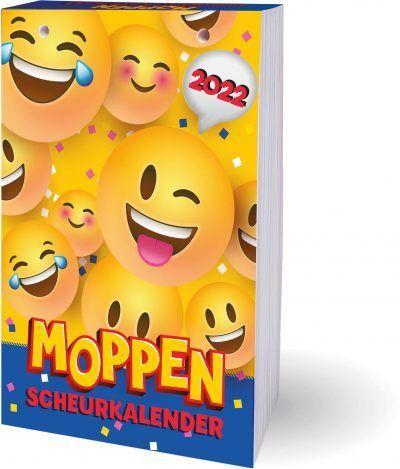 Moppen Scheurkalender 2022 Grappige kalender