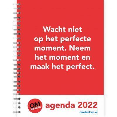 Omdenken Bureau-agenda 2022 Bureau agenda