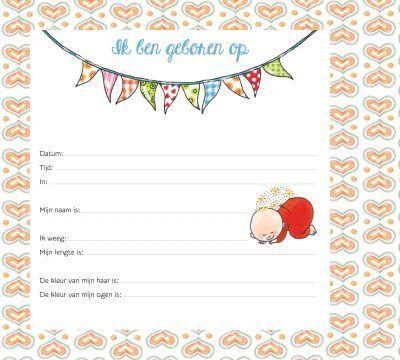 Pauline Oud – Baby's eerste jaar Babyboek