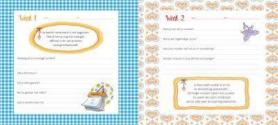 Pauline Oud – Mijn 9 maanden dagboek 9 maanden dagboek