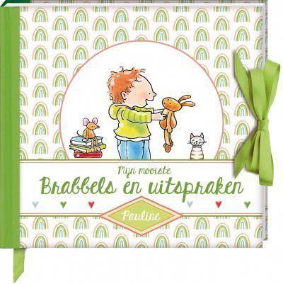 Pauline Oud – Mijn mooiste brabbels en uitspraken Pauline Oud invulboeken