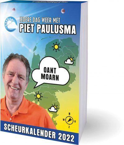Piet Paulusma Scheurkalender 2022 Grappige kalender