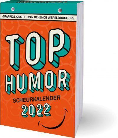Top humor! Scheurkalender 2022 Grappige kalender