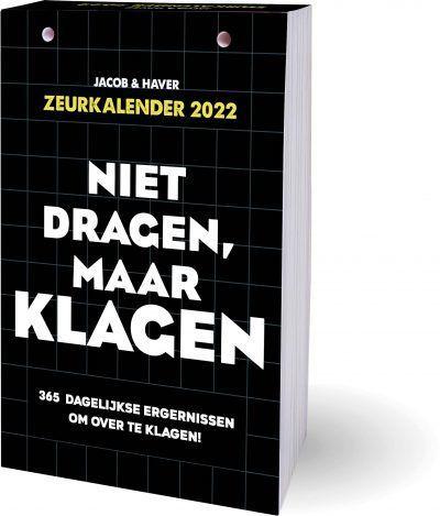 Zeur Scheurkalender 2022 Grappige kalender
