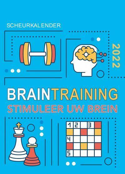 Braintraining Scheurkalender 2022 Kalenders voor 2022