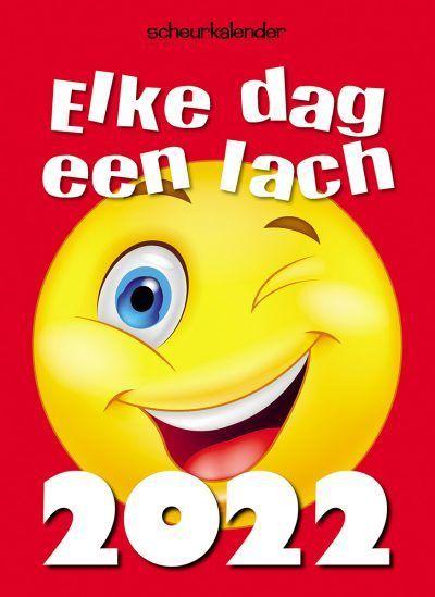 Elke dag een lach Scheurkalender 2022 Grappige kalender