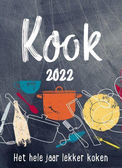 Kook Scheurkalender 2022 Kalenders voor 2022