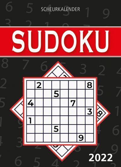 Sudoku Scheurkalender 2022 Kalenders voor 2022