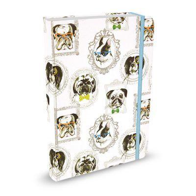 Peter Pauper Notitieboek Dogs – A6 (compact) Notitieboek