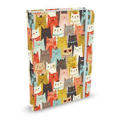 Peter Pauper Notitieboek Cats – A6 (compact) Notitieboek