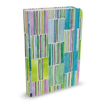 Peter Pauper Notitieboek Hampton Stripes – A6 (compact) Notitieboek