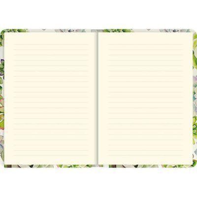 Peter Pauper Notitieboek Succulent Garden – A6 (compact) Notitieboek