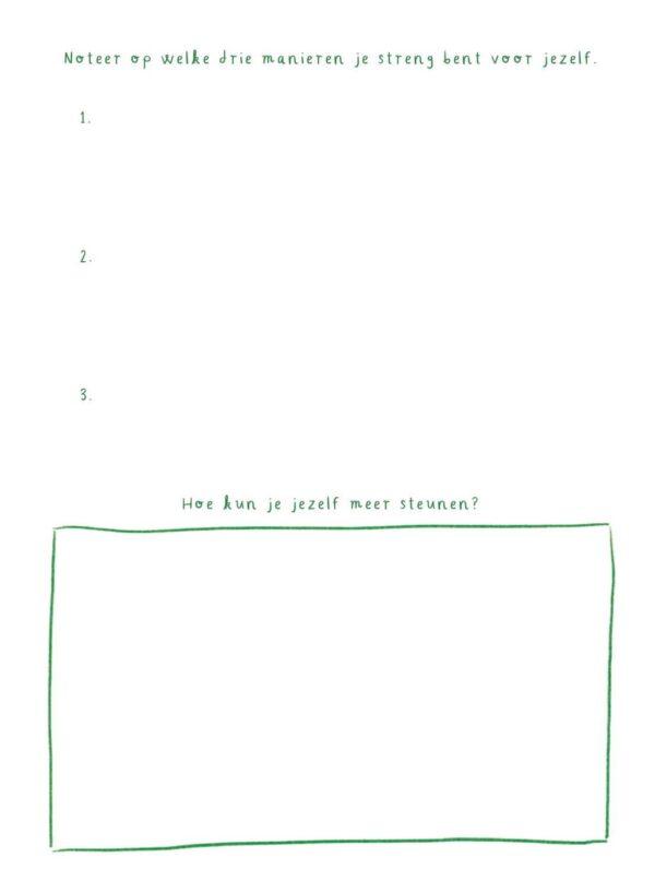 Create your own calm Dagboek voor volwassenen