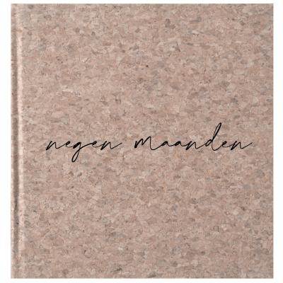 KIDOOZ Negen maanden dagboek – Linnen Kurk 9 maanden dagboek