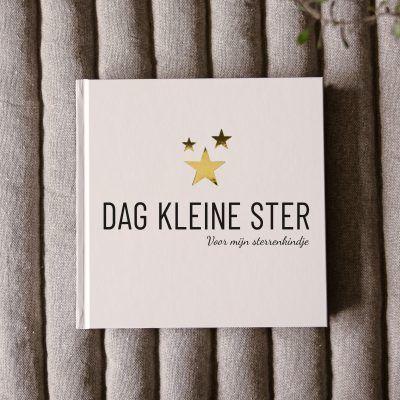 Lifestyle2Love Dag kleine ster Boek voor rouwverwerking